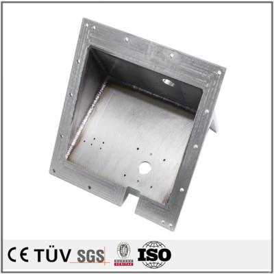 金属材的精密焊接件,空气净化设备配件