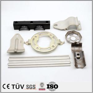 铝材  铁材 不锈钢材等 钣金焊接折弯冲压件 适用于不用设备上的零部件 来图可定制