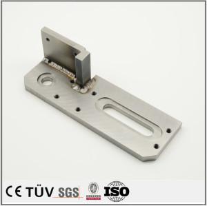 SUJ2材,高精度焊接加工,产业机械零部件