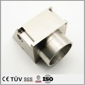 SUS316材质 车铣复合五轴联动加工机加工产品 通用机械设备零部件