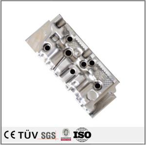 车铣5轴复合机一体加工压铸模具,加工中心,放电,线切割等加工方法,高品质高性能