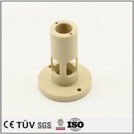 PEEK绝缘材料 大连专业生产五金零件 精机加工厂家 μ质量品质零部件