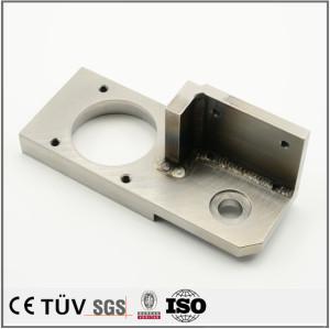 不锈钢材,双轴加工中心加工,激光焊接加工,通讯设备配件