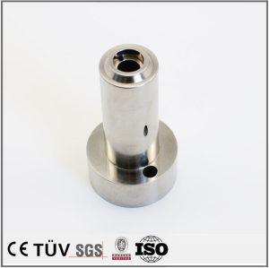 碳素钢材质,数控车床精密加工 ,优质抛光处理,用于模具配件生产