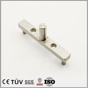 不锈钢材,加工中心加工,激光焊接,仪器零配件