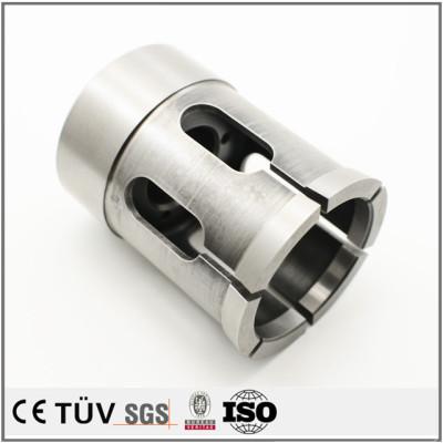 精密五轴加工件 CNC加工件 非标精密零部件