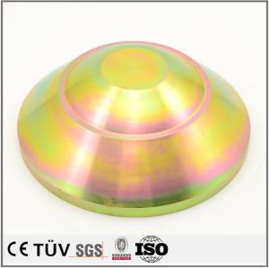 精密彩锌表面处理,合金材质,用于工业圆盘圆弧机械配件