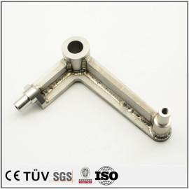 铁材,机械加工和焊接加工,继电器用部件