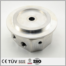 铝合金材料数控加工件 五轴车铣复合加工机加工 机械零部件