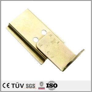不锈钢板 折弯钣金焊接件 表面处理镀彩锌 设备用零部件