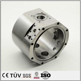 车铣复合加工机加工批量单件 可以订做各种非标零件 大连专业精密部件加工厂