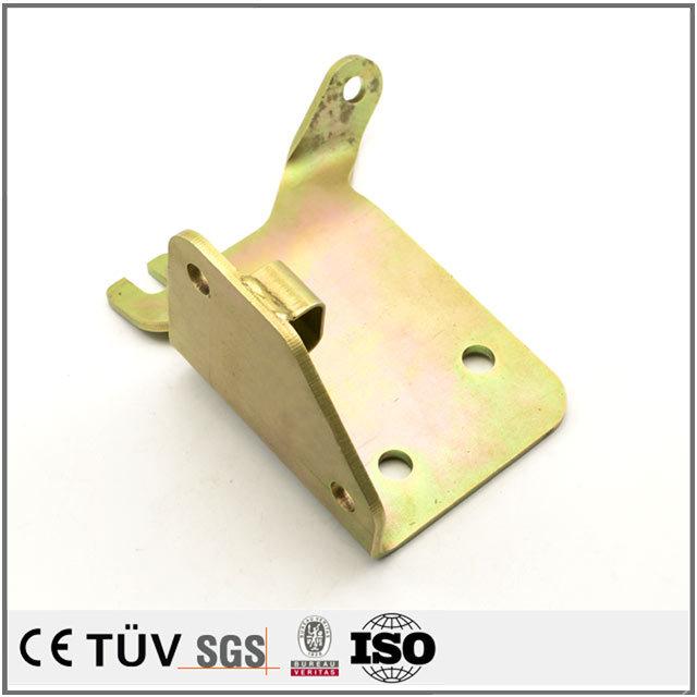 镀彩锌表面处理 焊接折弯加工工艺钣金件件