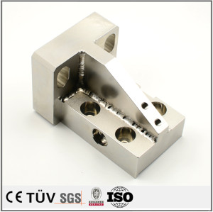 S45C材质,数控车床加工,精密电解抛光处理等高品质机械设备