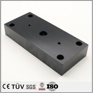 标准CNC数控加工,黑染表面处理,高精密机械零部件