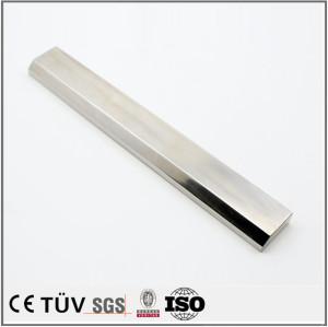 超品质抛光金属机械部品,大连工厂生产加工,钢材质,高精密零部件