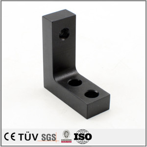 碳素钢材质,高精密黑染机械加工部品,运输机用