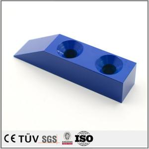 蓝色涂装,多种颜色涂装对应,大连工厂高精密机械加工,