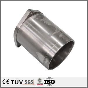 气体氮化筒加工,调质热处理等工艺精密加工,大连工厂