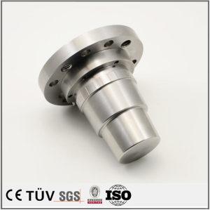 SKD61材质,模具配件高精密加工,车铣复合5轴加工,白色氧化处理等工艺配件生产