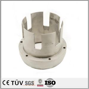 高精密钢板弯曲加工,气体氮化处理,热处理等精密加工机械部品