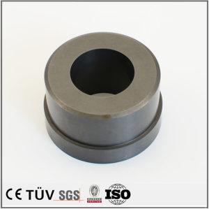 钢材质,黑染表面处理,高精密精加工模具配件提供