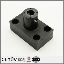 盐浴氮化机械零部件,一体加工或焊接完成,高精密组装品