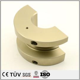 硬质氧化处理,sus304材质,高精密部品