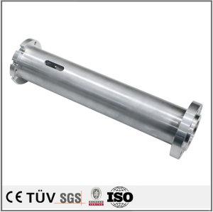 铝材质,高精密铝管生产,盐浴氮化表面处理 ,研磨抛光等专门工艺制品
