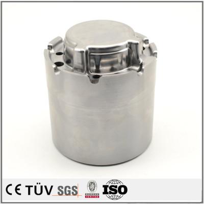 碳素钢材质 模具配件精密生产,数控车,加工中心加工,表面氧化处理等工艺模具配件