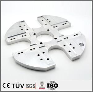 铝材质,车削,铣削,加工中心加工,高精密机械零部件
