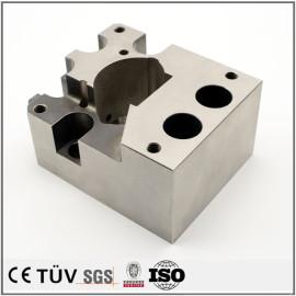 合金钢材质,五轴精加工,表面镀鉻等工艺部品