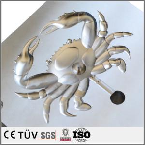 铝材质,高精密渔具模具制品,螃蟹渔具批量生产