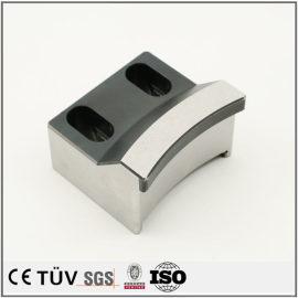 调质热处理精加工,钢材质,车床磨床制品,高精密机械零件