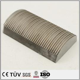 铝材质,复杂部品精密加工,淬火回火表面处理,高精密机械零部件