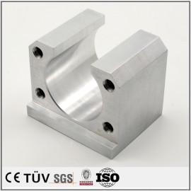 超精密铝制品,非标CNC车床加工,白色氧化处理设备