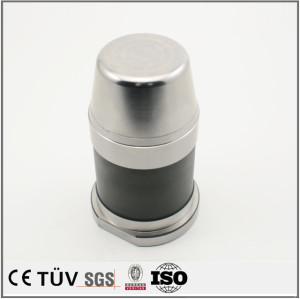 碳钢合金,盐浴氮化处理,包装机用高精密金属零件
