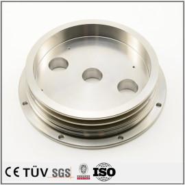 钢材质精加工制品,表面研磨抛光,闪镀鉻处理高精密设备