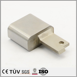 五金件金属零件,白色氧化处理,高紧密研磨抛光工艺