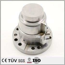 模具配件精密加工,SKD11材质,白色氧化处理,高精密机械设备