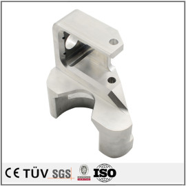A6061材质,立体式机械零件,农业机械用,高精密金属部品