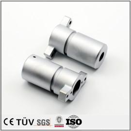 高精密闪镀鉻制品,S45C材质,五金件,大连工厂生产
