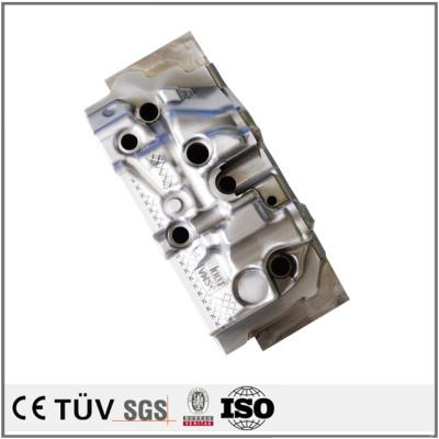 压铸模具精密加工,skd11材质,车铣复合5轴加工,高精密设备