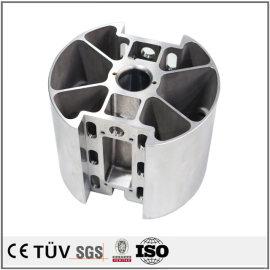 筒状复杂工艺金属机械零部件加工,大连工厂提供