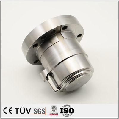 碳素钢材质,高精密模具配件生产,白色氧化处理,大连工厂提供