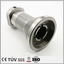碳钢材质 高精密金属部品,局部热处理加工,印刷机用