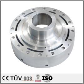 探测设备用精密机械部品,铝材质,高精密抛光研磨等工艺