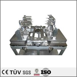 大型模具精密加工,塑料材质,高新产业模具用,复杂模具高品质生产