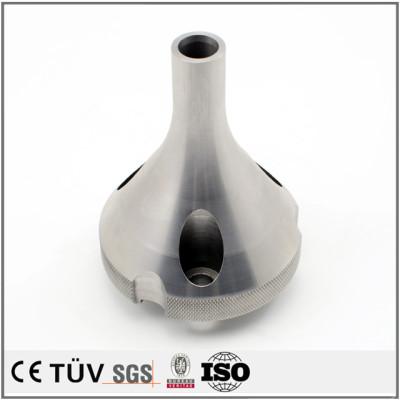钢制贯通孔精密加工,无电解镀镍处理,包装机用