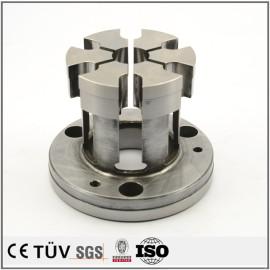 复杂金属机加工产品,SKD11材质,高硬度热处理等工艺制品