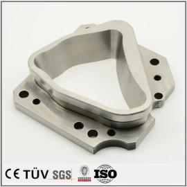 加工中心金属部品,S45C材质,船舶机械用